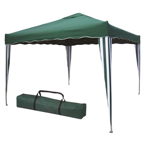 gazebo richiudibile 3x3 gazebo richiudibile mt 3 x 3 verde