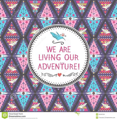 tribal pattern with quotes patterns quotes quotesgram