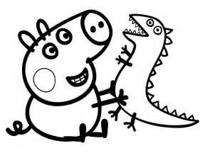 dibujos peppa pig colorear cuentoslargos