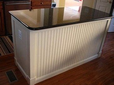 wainscoting kitchen island kitchen island wainscoting country living pinterest