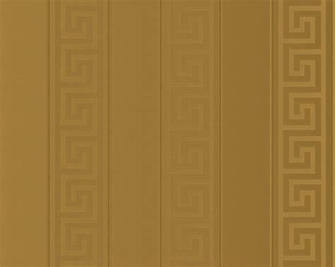 Wallpaper VERSACE Home non woven wallpaper 93524 2 935242 stripes Versace design gold