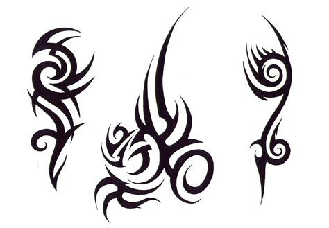 simple tribal tattoo meanings tribal pictures my tattoos zone
