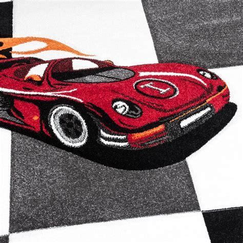 tappeti da corsa tappeto per bambini da gioco con auto da corsa per ragazzi