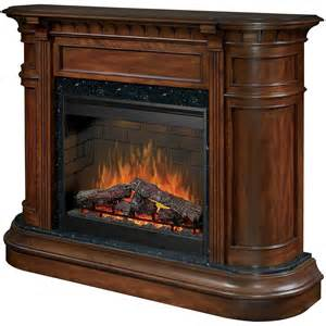 Walnut Electric Fireplace by Dimplex Carlyle 62 Inch Electric Fireplace With Purifire