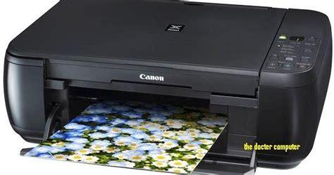 Printer Komputer Canon cara memperbaiki printer laptop dan komputer how to reset canon mp287 mp287 with service tool