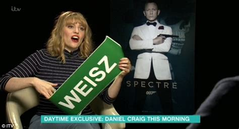 She Left It All To Daniel by Bond S Christoph Waltz Unimpressed With