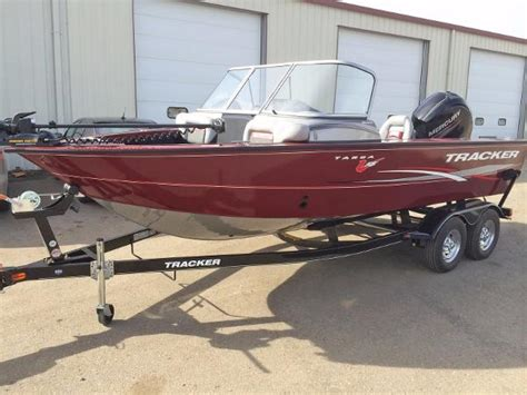 used pontoon boats for sale north dakota for sale used 2014 tracker boats targa 18cb in minot