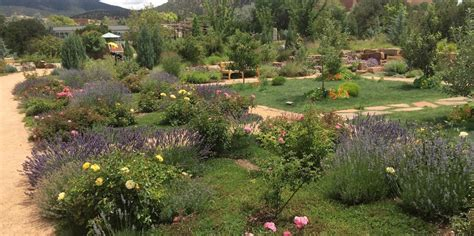santa fe botanical garden american public gardens