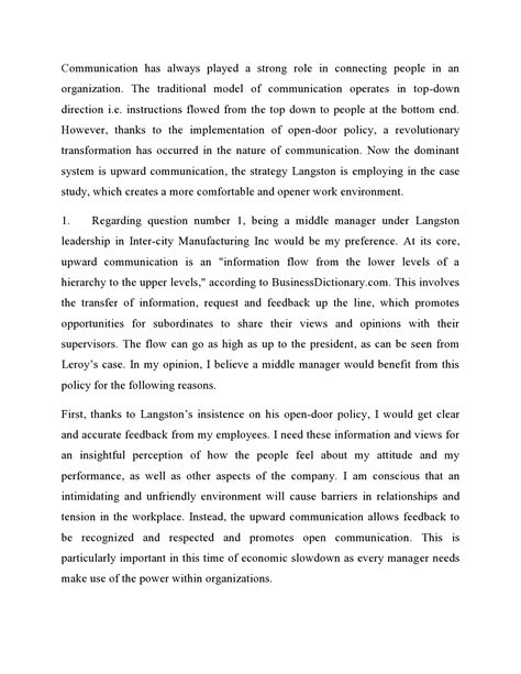 Interpersonal Communication Essays by Essay In Communication