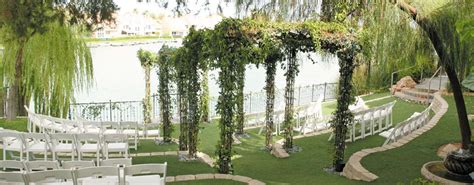 outdoor vegas weddings planner
