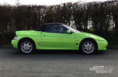 how does cars work 1990 lotus elan instrument cluster 1990 lotus elan se turbo pistachio green extensive service history jgmsports