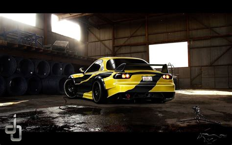 7 Car Wallpaper by Mazda Rx 7 Wallpaper 183