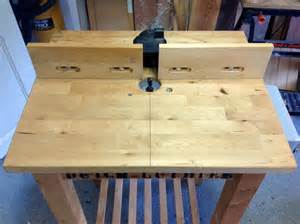 How To Make A End Table Out Of Wood by Ikea Bekv 196 M Diy Router Table Ikea Hackers Ikea Hackers
