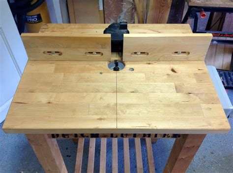 using a router table ikea bekv 196 m diy router table ikea hackers ikea hackers