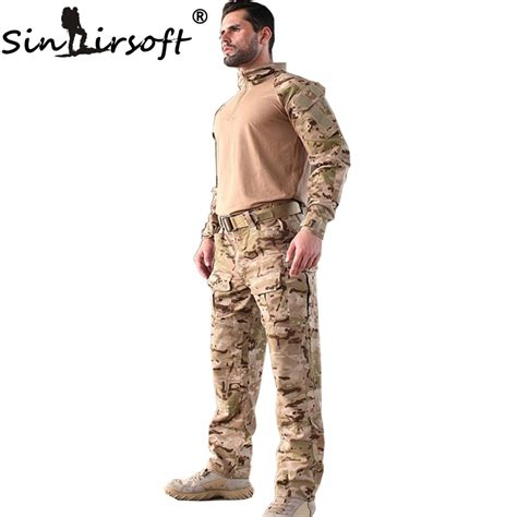 Seragam Airsoft buy grosir multicam bdu celana from china multicam