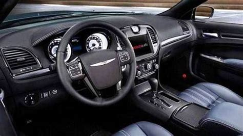 chrysler 300c 2017 interior 2017 chrysler 300 limited redesign dodge release