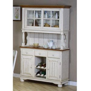buffet hutch china cabinets classic country buffet