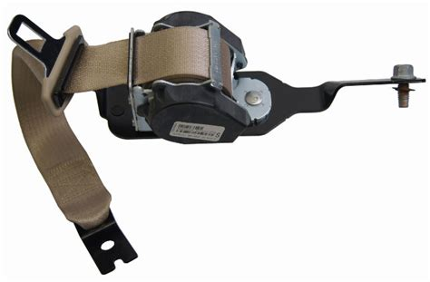 chevy factory gray floor liners 2017 malibu 2007 2009 saturn aura rear lh seat belt neutral