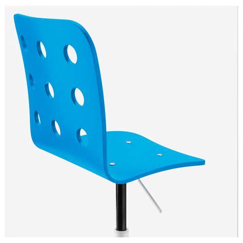 chaise bureau enfant ikea jules chaise de bureau enfant bleu blanc ikea