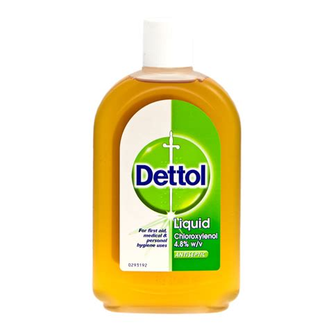 Household Gifts by B Amp M Dettol Antiseptic 500ml 126774 B Amp M