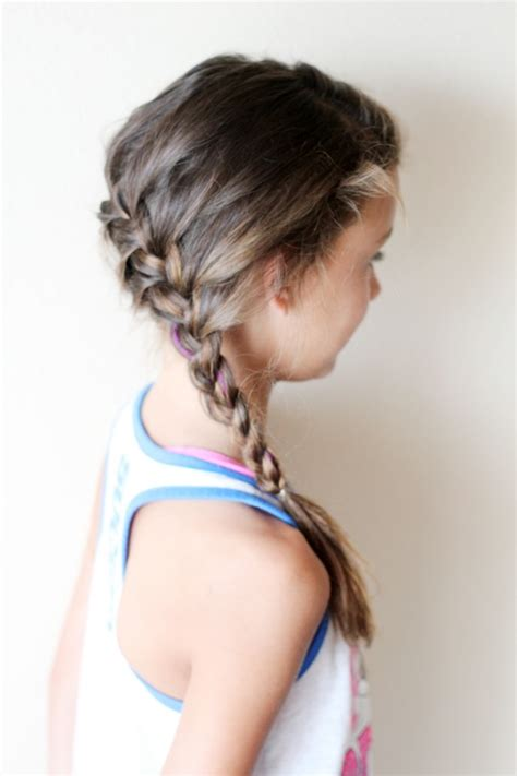 Cute Girl Hairstyles Elsa Braid | 10 cute little girl hairstyles ma nouvelle mode
