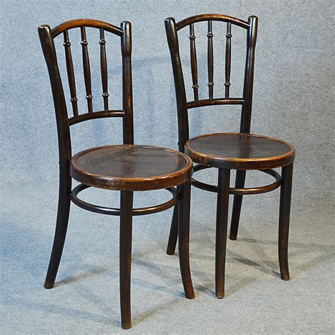 kitchen sofa furniture thonet bentwood pair of kitchen dining cafe chairs