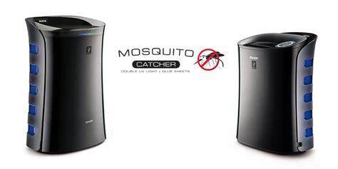 Sharp Air Purifier Anti Nyamuk udara rumah sehat bebas nyamuk emang bisa ola aswandi