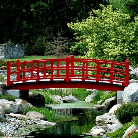 japanese bridges 11 small bridges in a delightful japanese garden for