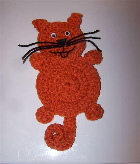 cat pattern pinterest cat crochet patterns 171 free h 228 keln pinterest