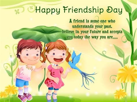 Pic Of Happy Friendship Day