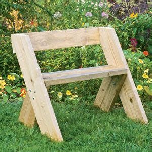 how to build the aldo leopold garden bench nx home