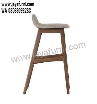 Kursi Bar Stool Kayu harga kursi bar stool kayu minimalis 3 jayafurni mebel