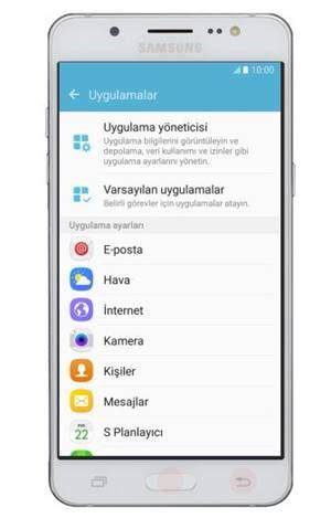 Play Store J7 Samsung Galaxy J7 2016 Play Store Hataları Ve