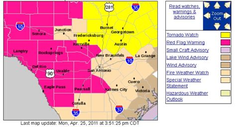 sections of texas austin and parts of central texas under tornado watch kut