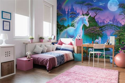 unicorn bedroom ideas   completely magical