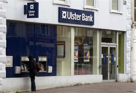 bank of ulster ulster bank to axe1800 and 40 branches to regain