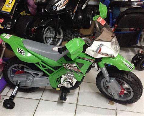 Mobil Aki Trail jual motor aki trail hijau produk smart kiddo