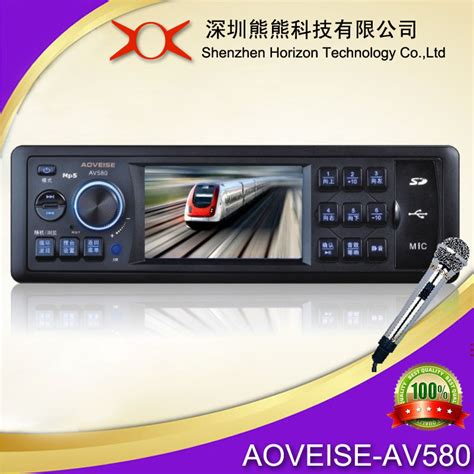 format audio mp5 sell aoveise av580 mp5 car audio mp3 mp4 mp5 with remote