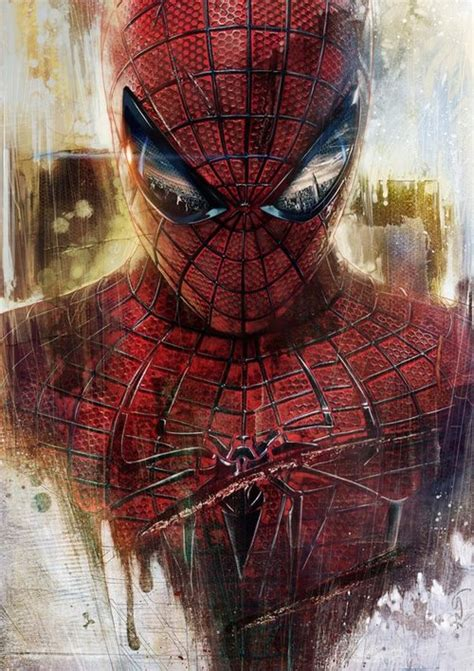 The Amazing Spiderman 2 Tribute: Vector Art You Have To