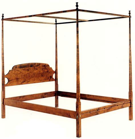 pencil post bed pencil post bed ohio hardwood furniture
