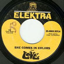 she comes in colors she comes in colors