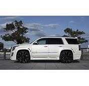 Lexani Luxury Wheels Vehicle Gallery 2016 Cadillac