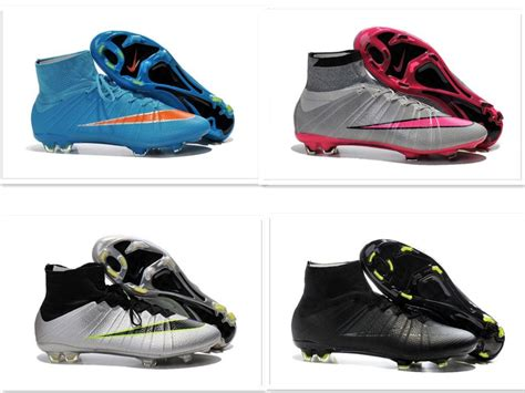best football shoes 2015 football boots outdoor high top boats more color