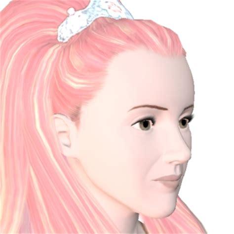 sims 3 princess hair princess cadence hair by skdluzak the exchange
