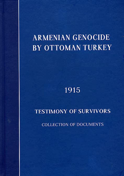 Ottoman Turkey Genocide by Armenian Genocide By Ottoman Turkey 1915 Abrilbooks