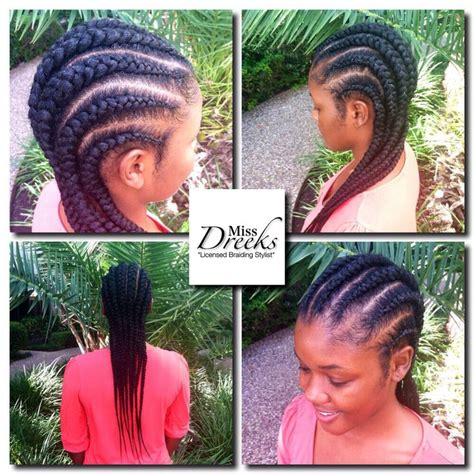 invisible cornrows safari braiding 51 best ghana braids images on pinterest natural hair