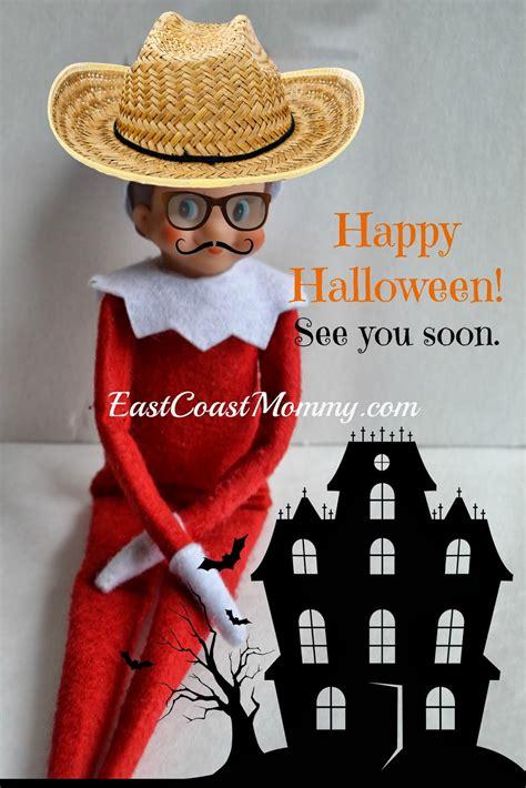 printable elf on the shelf postcard east coast mommy elf on the shelf halloween greeting