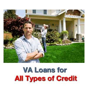va loans with bad credit