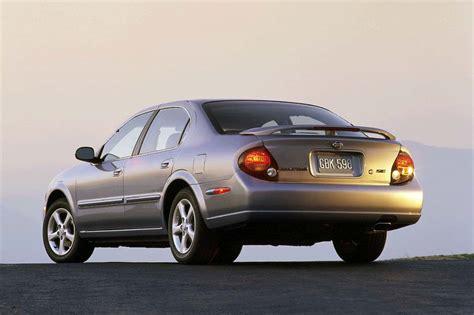 maxima nissan 2000 2000 04 nissan maxima consumer guide auto