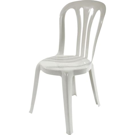 White Plastic Bistro Chairs White Plastic Bistro Chairs Back In Stock National Event Supply